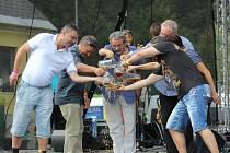 Pivovarské slavnosti 2014 v Hanušovicích.