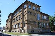 Budova E, kde bude město Šumperk rekonstruovat lůžkové oddělení neurologie.