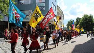 Slavnosti města Šumperka 1. června 2019