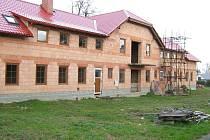 Bytový dům ve Skorošicích