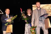 Snímek z jednoho z předchozích ročníků Cen města Šumperka