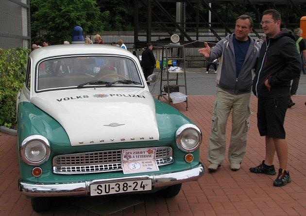 Muzejní noc vMuzeu silnic ve Vikýřovicích