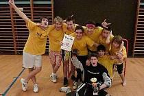 Vítězný tým kategorie mužů
