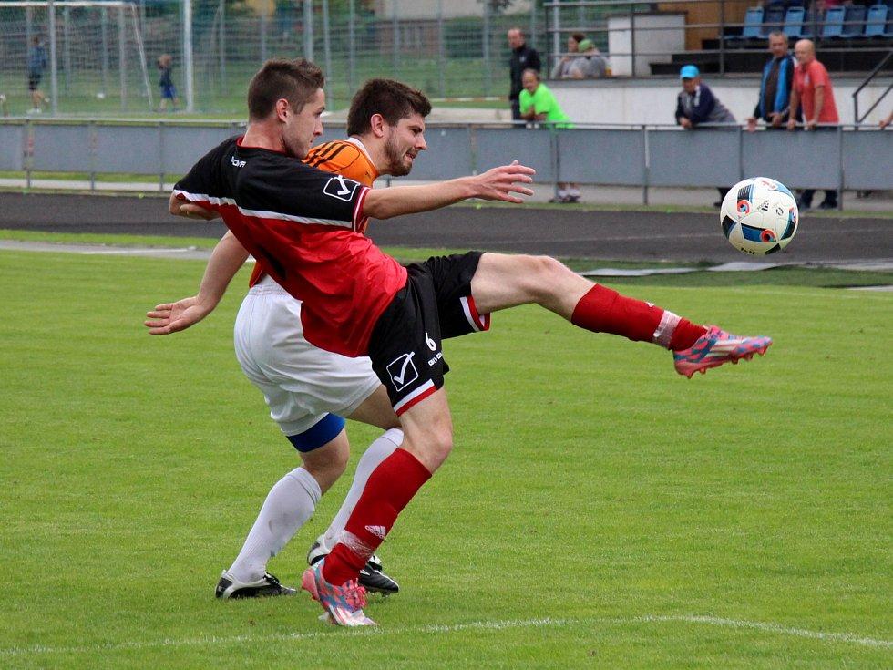 Velké Losiny vyhrály derby v Zábřehu