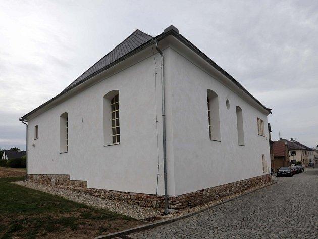 Loštická synagoga