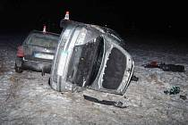 Nehoda u Úsova, 11. února 2021