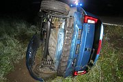 Nehoda mezi Bušínem a Jakubovicemi