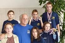 Šumperští plavci