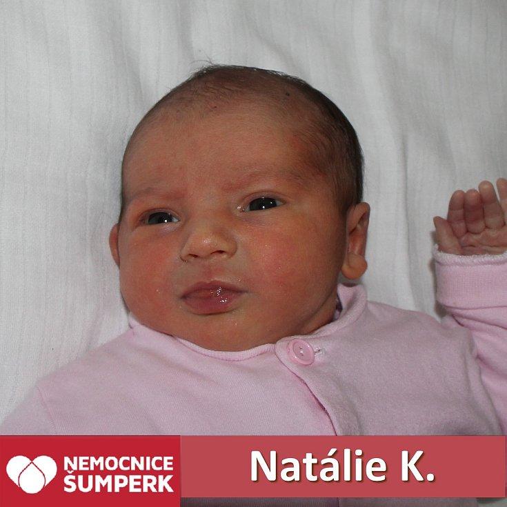 Natálie K., Zábřeh