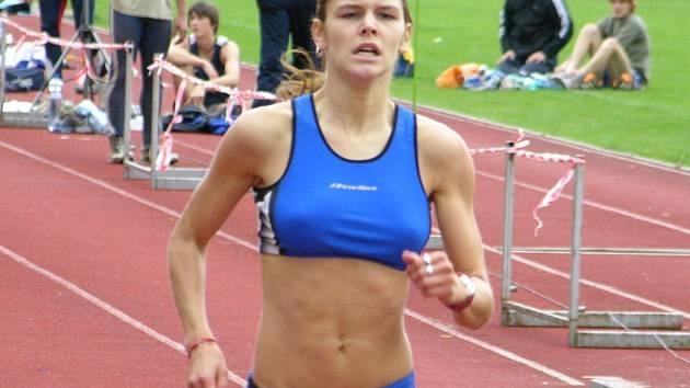 Atletka, ilustrační foto.
