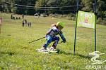 Karolína Suchá se věnuje travnímu lyžování.