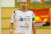 Martin Málko (na ilustračním snímku) skóroval v pohárovém utkání v Ostravě dvakrát