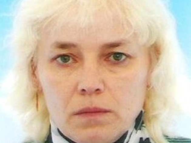 Starostka Vernířovic Marie Kantorková.