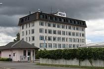 Sídlo Šumperské provozní vodohospodářské společnosti.