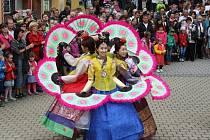 Čtyřiadvacátý ročník Mezinárodního folklorního festivalu v Šumperku