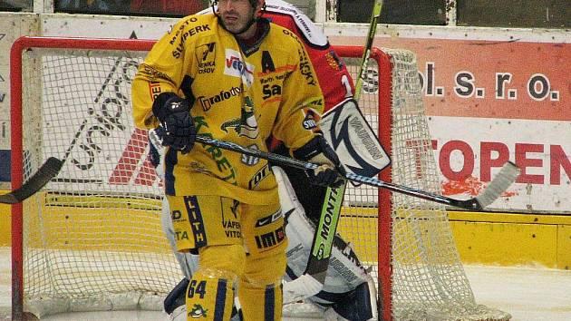 Bývalý Drak Miroslav Barus