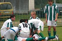Krajské finále fotbalového Poháru ČMFS.