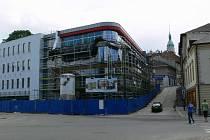 Náměstí Republiky v Šumperku se během sedmi let změní.