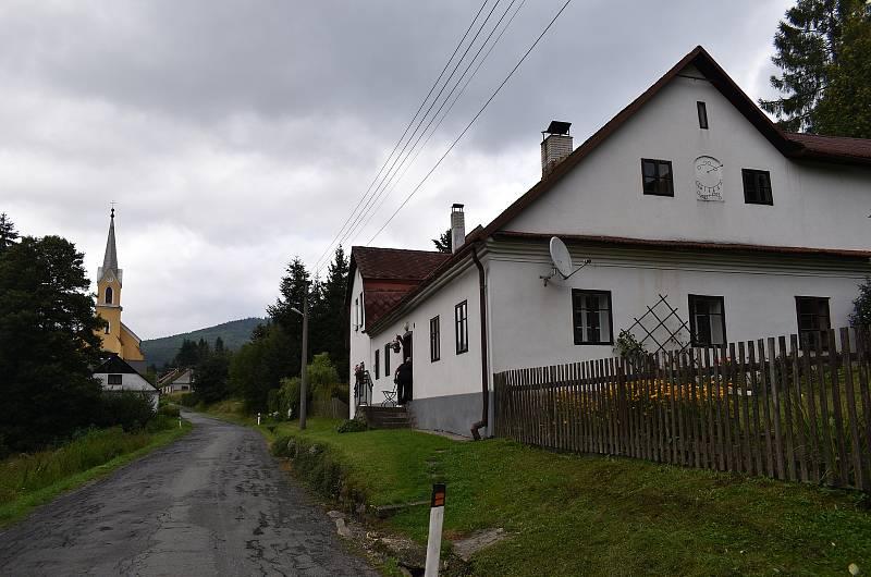 Oskava - Bedřichov.
