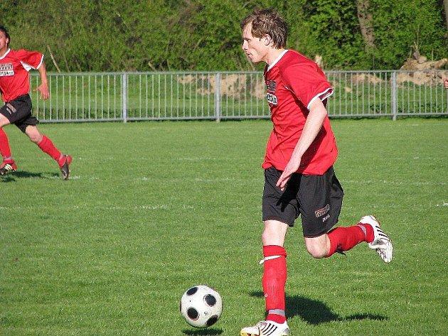 Hráč Oskavy na ilustračním snímku