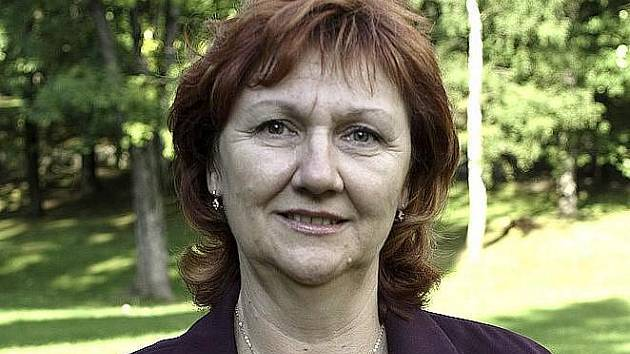 Starostka Jeseníku Marie Fomiczewová