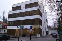 Nové zdravotnické zařízení ve Fialově ulici v Šumperku.