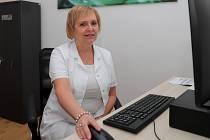 Primářka hematologicko-transfúzního oddělení šumperské nemocnice Marie Urbánková.