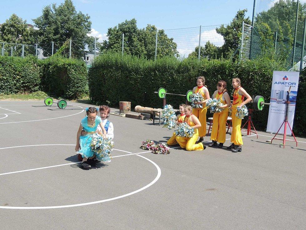 V Šumperku se konala soutěž siláků.