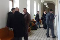 Šumperský soud začal ve středu 7. prosince 2011 řešit spor o smlouvu mezi firmou Wanemi a městem Zábřeh