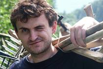 Tři tisíce kilometrů chce Tomáš Hradil zdolat do konce listopadu.
