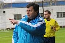Roman Sedláček, trenér FK Mohelnice
