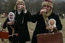 V Zábřehu se v sobotu 22. ledna konal 8. ročník závodu Welzlův kufr