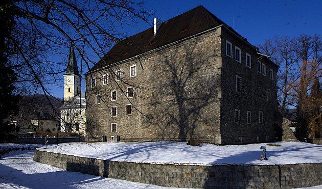 Vlastivědné muzeum Jesenicka - vodní tvrz