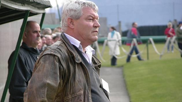 Trenér Antonín Mura jedná o angažmá s Mikulovicemi.