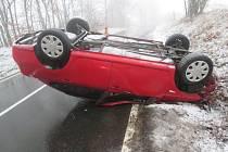 Nehoda u Libiny