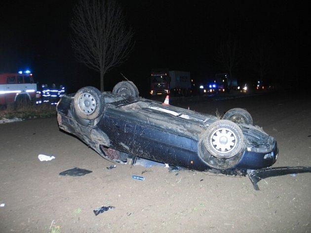 Příčinou havárie byla pravděpodobně příliš vysoká rychlost.