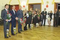 Zábřeh zná nejlepší sportovce roku 2018. Dekorování bylo součástí programu sportovního plesu.
