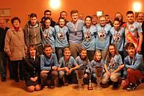 V soutěži Dobráci roku zvítězil Sbor dobrovolných hasičů z Bludova. Velké úspěchy v posledních letech sklízejí hlavně mladí hasiči.