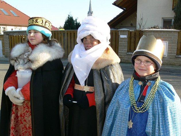 V Mohelnici vyrazilo za koledou devatenáct tříkrálových skupinek