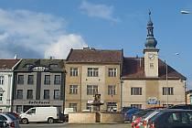 Stará radnice v Zábřehu