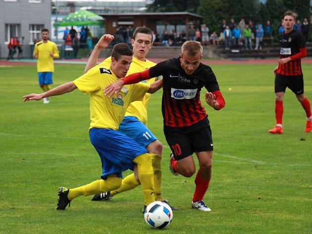 2. kolo MOL Cup, FK Šumperk - SFC Opava