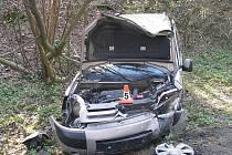 Dva zraněné a škodu za 230 tisíc si vyžádala tato nehoda