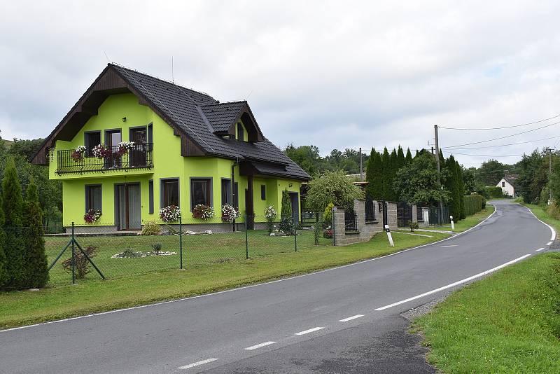 Oskava - Mostkov.