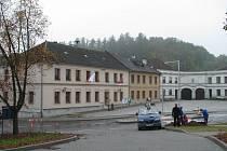 Rekonstrukci náměstí dokončili v Úsově. Prostranství uprostřed městečka zcela změnilo svou podobu.