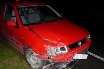 Nehody, které zavinili opilí řidiči na Jesenicku.