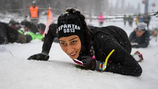 Zimní Reebok Spartan Race