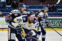 Proti Vítkovicím hokejisté Šumperku nastoupili již během loňské přípravy