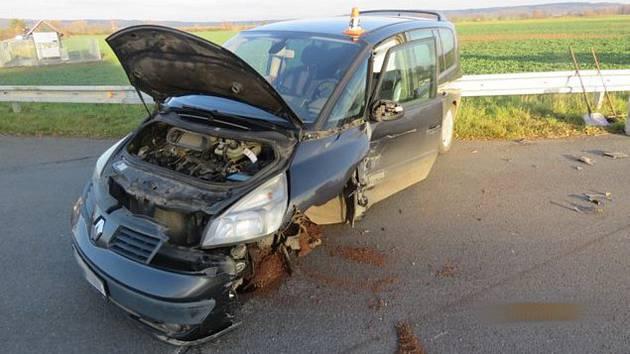 Nehoda v Paloníně
