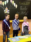 První školní den na ZŠ v Brníčku