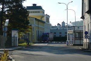 OP papírna v Olšanech